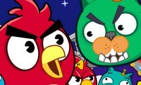 Comme Angry Birds