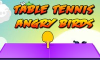 Ping Pong Angry Birds