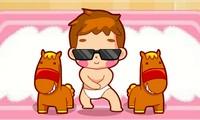 Bébé qui danse le Gangnam Style