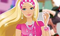 Barbie skateuse