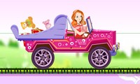 Barbie voiture