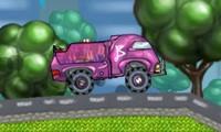 Barbie camion