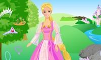 Barbie Raiponce