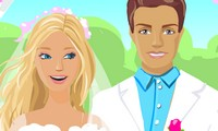 Mariage de Ken et Barbie
