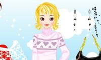 Barbie fille