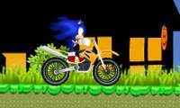 Sonic moto Halloween