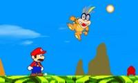 Mario dans le monde de Sonic