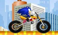 Sonic en moto