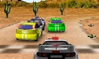 Course de rally 3D
