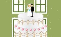 Gateau pour un mariage