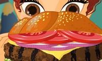 Faire un burger