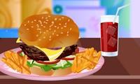 Créer un burger