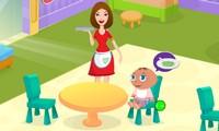 Restaurant pour bébé