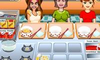 Simulation de restaurant chinois