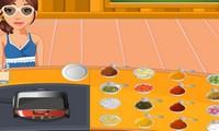 Cuisiner dans un restaurant chinois