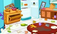 Nettoyer une cuisine
