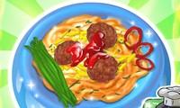 Cuisiner des spaghettis