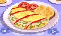 Cuisine omelette