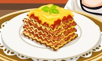 Cuisine lasagne