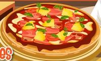 Cuisine pizza