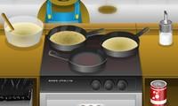 Cuisine crêpe