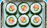 Cuisine sushi