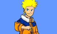 Créer les personnages de Naruto