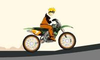 Naruto en moto