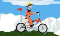 Naruto en vélo