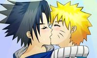Naruto bisous