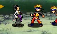 Naruto Shippuden combat