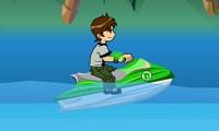 Ben 10 Jet Ski