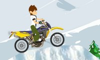 Ben 10 Moto en montagne