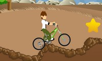 Ben 10 en vélo