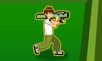 Ben 10 Bazooka