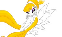 Coloriage Winx Club