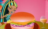 Monster High Burger