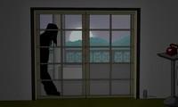 Maison hantée qui fait peur