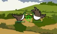 Chasseur de canards