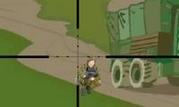 Sniper militaire