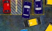 Taxi à garer