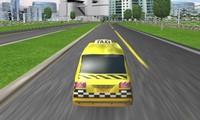 Course de Taxi 3D
