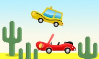 Taxi qui saute