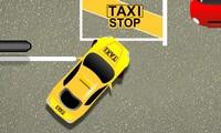 Taxi pour se garer