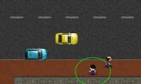 Taxi libre en ville
