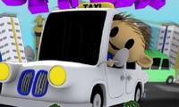 Taxi à conduire en ville