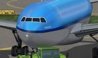 Garer un avion