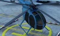 Parking hélicoptère