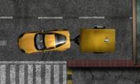 Parking remorque