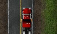 Fou du volant en camion